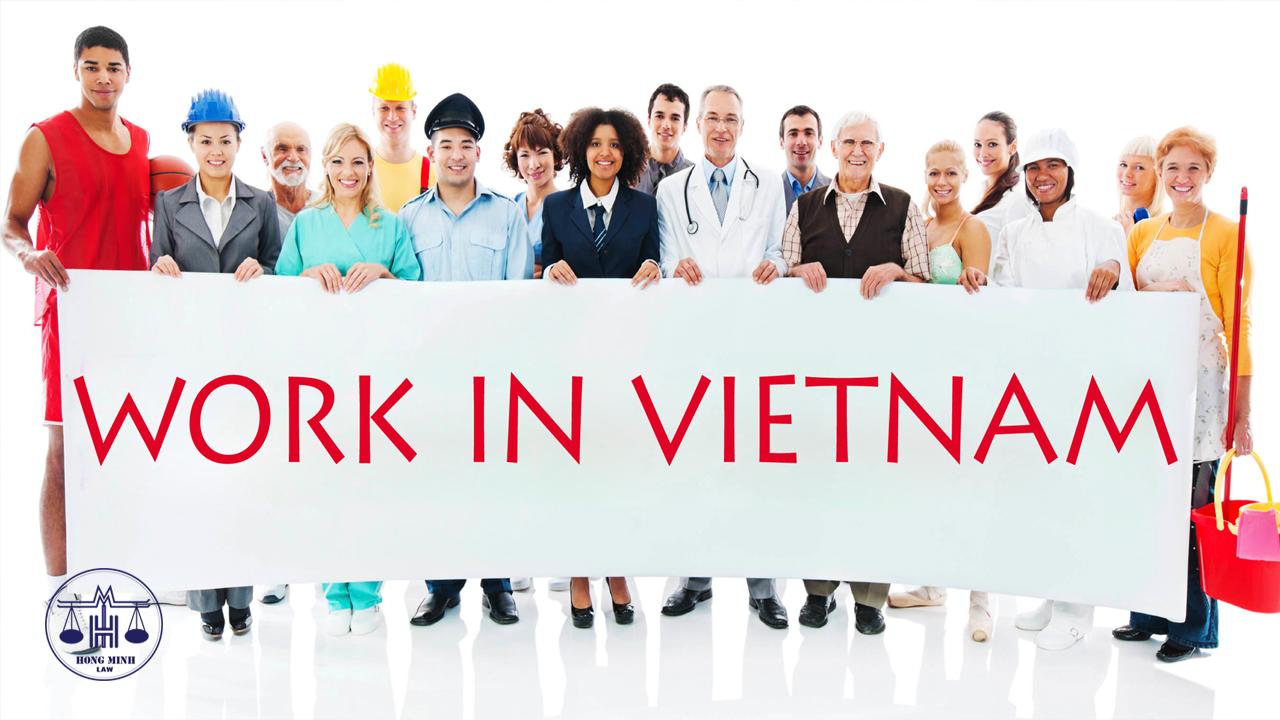 Thủ tục xin cấp giấy phép lao động trực tuyến cho người nước ngoài tại Việt Nam