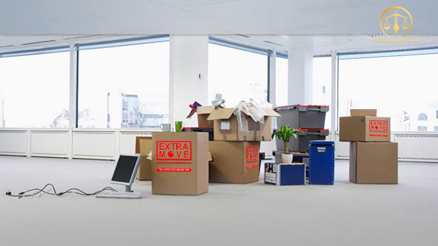 Hướng dẫn thủ tục thay đổi trụ sở doanh nghiệp