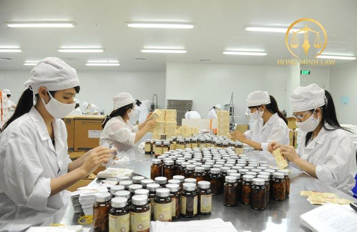 Chứng nhận cơ sở sản xuất đủ điều kiện vệ sinh an toàn thực phẩm