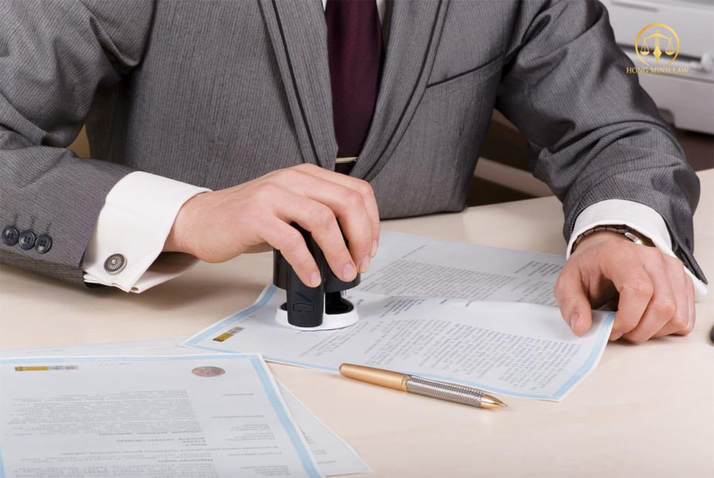 Thủ tục con dấu của doanh nghiệp