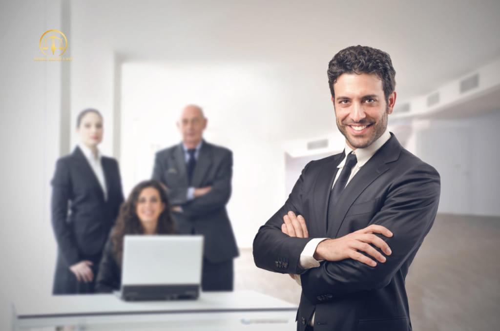 Thay đổi thông tin người quản lý doanh nghiệp