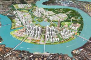 Cấp phép xây dựng công trình trong khu đô thị