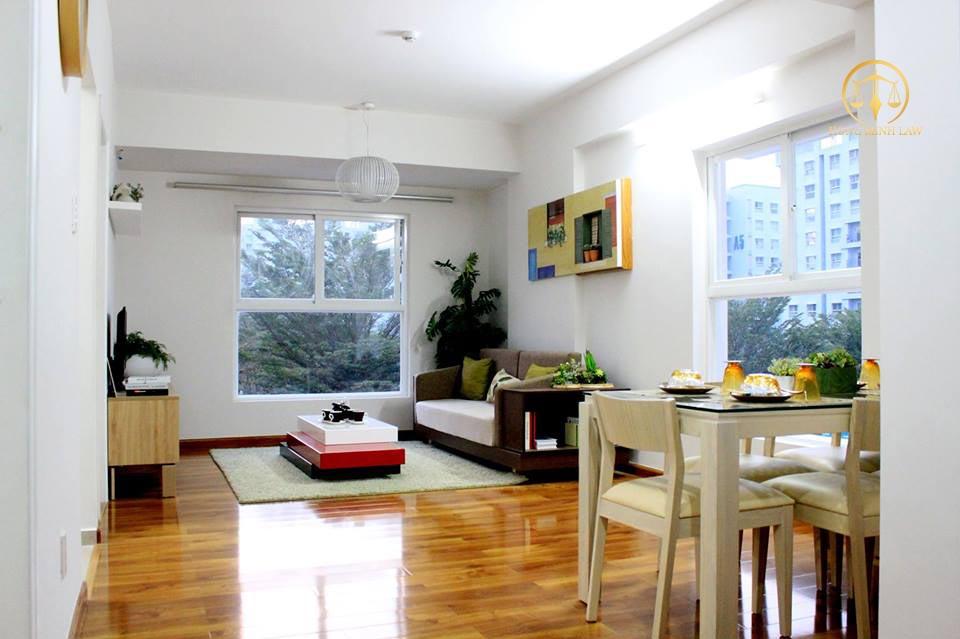 Thủ tục cấp sổ đỏ lần đầu cho nhà chung cư