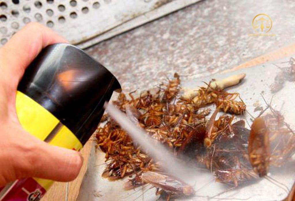 Chứng nhận lưu hành chế phẩm diệt côn trùng