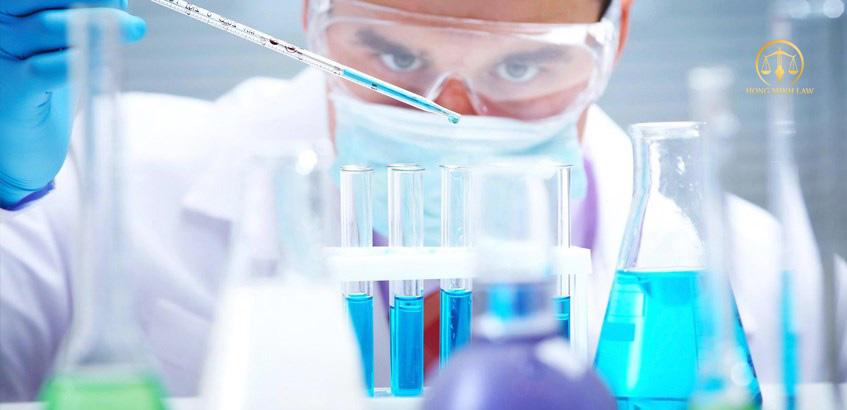 Sản xuất hóa chất trong khu công nghiệp