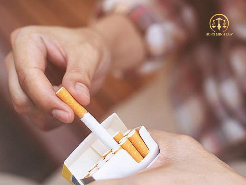 thủ tục buôn bán thuốc lá