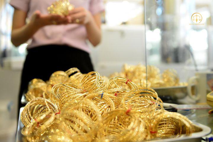 Thủ tục chứng nhận đủ điều kiện sản xuất vàng