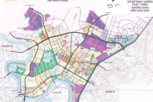 Quy hoạch kế hoạch sử dụng đất