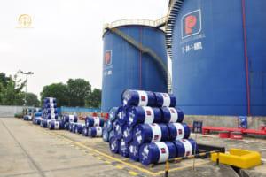 Kinh doanh xuất nhập khẩu xăng dầu