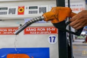 Thương nhân phân phối xăng dầu