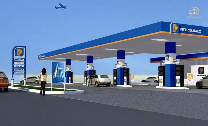 Xác nhận làm tổng đại lý kinh doanh xăng dầu